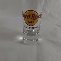 "Hard Rock Cafe 4"" Shot Glass  Gatlinburg - $9.89"