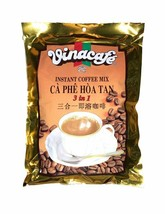 Vinacafe 3-In-1 Instant  Vietnamese Coffee Mix 20 Sachets x 20g ( Pack o... - $44.06