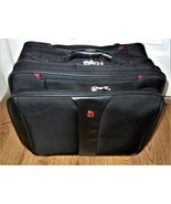 Wenger Swiss Gear The Patriot Rolling Travel Carry On Laptop Briefcase B... - $89.09