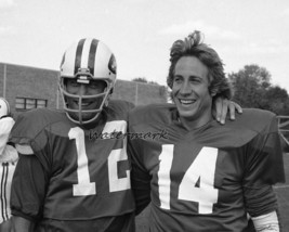 NFL New York Jets QB Joe Namath & Richard Todd Training Camp 8 X 10 Photo Pic - $5.99
