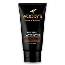 Woodys For Men 2-in-1 Beard Conditioner,  4 oz