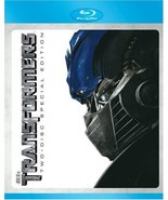 Transformers [Blu-ray] - $2.00