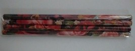 Pencils Roses Red and Pink By Tri-Coastal Design Lot of 4  - $10.95