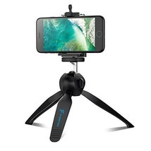 Mini Tripod with phone mount Table for Gopro & Phones Lightweight Flexible - $13.80