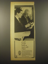 1965 Glyn, Mills and Co. Bank Ad - people people bank on bank with Glyns - $14.99