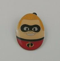 2018 Disney Pixar Disneyland Hong Kong Egg Easter Dash Superhero Trading Pin - $7.69