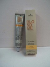 New Pkg Schwarzkopf Blond Me Blonde HI-LIGHTING Hair Color Liquid Keratin 2.1 Oz - $5.54