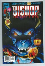 Bishop #1 - 9 Marvel Comic Book Lot of 10 from 1999 - 2000 X-Men / Wolve... - $11.69
