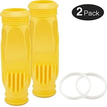 2 Pack W69698 Pool Cleaner Diaphragm Heavy Duty Replacement for Zodiac B... - $10.91