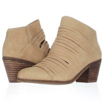 Lucky Brand Zavrina Multi Strap Ankle Boots F19, Incense, 6 US Display - $39.35