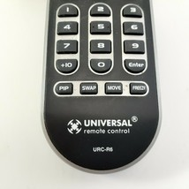 Avex Universal URC-R6 Learning Remote Control  image 2