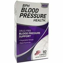 BPH Blood Pressure Health Caplets, 60 Count