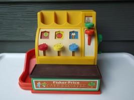 1974 Fisher Price Cash Register #926 - $13.99