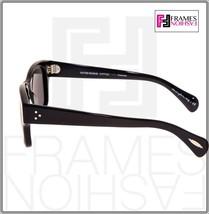 OLIVER PEOPLES Jannsson Sun OV5242S Shiny Black VFX Polarized Sunglasses 5242 image 2