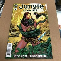 Jungle Comics #1 cover B variant Antarctic Press - $9.90