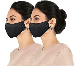 3 x Face mask,Reusable Lycra Unisex Made In The USA with pocket For A Filter - B - $27.00