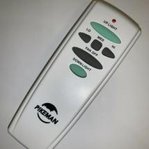 Pikeman Fan-HD Replacement Remote White - $12.16
