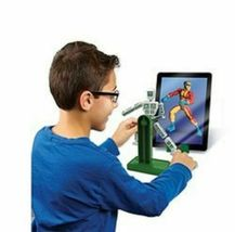New Kid's Crayola Color Alive Create Easy Animation 3-D Graphics Studio NIB image 5