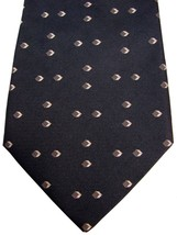 RALPH LAUREN POLO Mens Tie Black - Squares - $20.90
