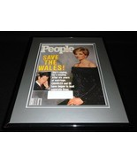 Princess Diana & Prince Charles Framed ORIGINAL 1987 People Magazine Cover - $55.74