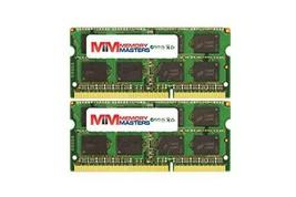 MemoryMasters 4GB (2x2GB) DDR2-800MHz PC2-6400 2Rx8 1.8V SODIMM Memory for Lapto