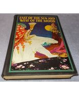 East of the Sun West of the Moon Book Kay Nielsen Illustrator Ca 1933 - $149.00