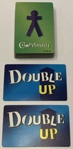 Compatibility Board Game 1996 Mattel Party Game Parts Deck of 52 Cards -... - $9.79