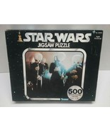 Star Wars THE CANTINA BAND Jigsaw PUZZLE vintage 1977 Kenner Series IV  - $100.00