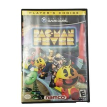 Nintendo GameCube Pac-Fever Video Game 2003 - $14.50