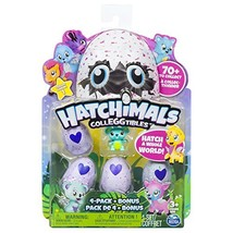 Hatchimals Colleggtibles 4 Pack + Bonus (Dispatched From UK) - $21.76
