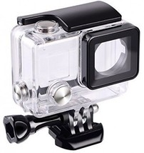 Suptig Replacement Waterproof Case Protective Housing For GoPro Hero 4,... - $42.94
