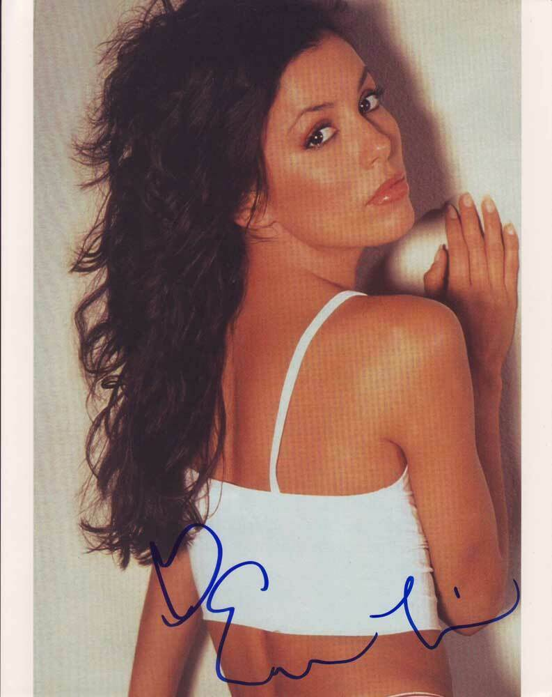 Primary image for Eva Longoria AUTHENTIC Autographed Photo COA SHA #61720