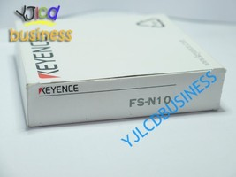 NEW keyence FS-N10Fiber optic amplifier - $157.70