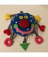Manhattan Toy Whoozit Baby Developmental Sensory Crib Toy Rattle Squeak ... - $23.99