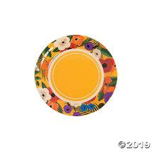 Cuban Party Paper Dessert Plates - $5.37
