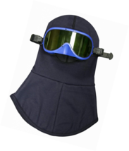 National Safety Apparel KITHP12GGL ArcGuard Arc Flash Goggle and Hood Co... - $91.26