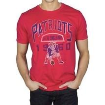 Authentic Junk Food New England Patriots Football Sport Men Crew T Shirt S-2XL - $28.99