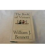 Book of Virtues : A Treasury of the World's Great Moral Stories by Willi... - $29.70