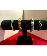 Set of 4 Brand New Chuns Fashion Trendy Bracelets - Lot 1 - $9.49