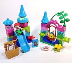 Lego Duplo 10515 Ariel Undersea Castle Little Mermaid with Instructions ... - $39.99