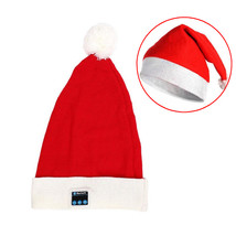 97c9736180b Universal Christmas Hat Knit Red Hat Warm Cap Christmas Gifts Music Blue...  -