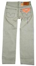 Levi's 501 Men's Original Fit Straight Leg Jeans Button Fly 501-0989 image 2
