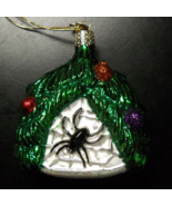 Old World Christmas Christmas Ornament Spider In Christmas Tree Glass Or... - $14.99