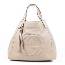 Gucci Medium Soho Pebbled Calfskin Shoulder Bag - $1,135.00