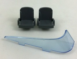 Playmobil 5625 Rescue Coastal Boat Replacement Seats Windshield Pieces P... - $10.84