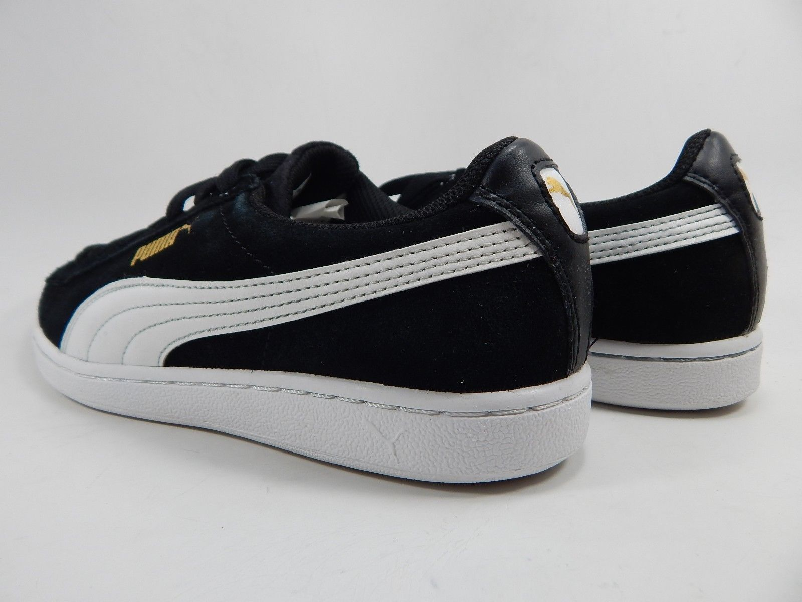 Puma Vikki Softfoam Women's Athletic Sneakers Size US 8.5 M (B) EU 39 Black