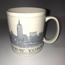 Starbucks 2011 Architectural Series New York The Big Apple Mug - $27.72