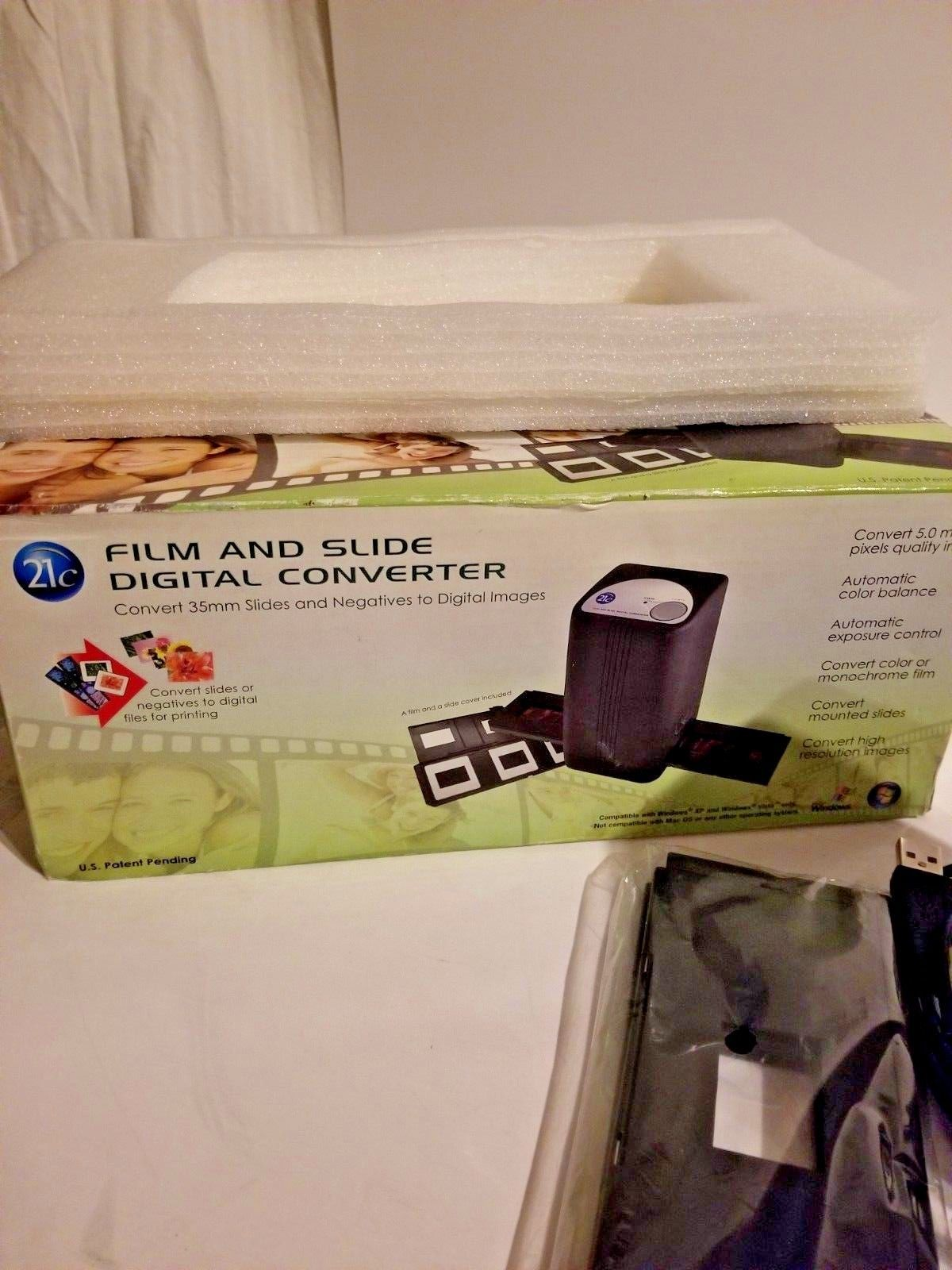 21C Film and slide digital converter image 2