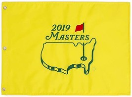 Authentic Masters 2019 Tournament Souvenir Pin Flag - $224.29