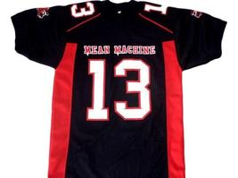 Voorhees #13 Mean Machine Longest Yard Movie Football Jersey Black Any Size image 2